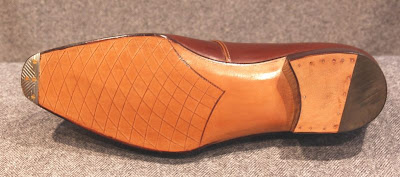 Shoes Of The Week - Dimitri Gomez French Derby