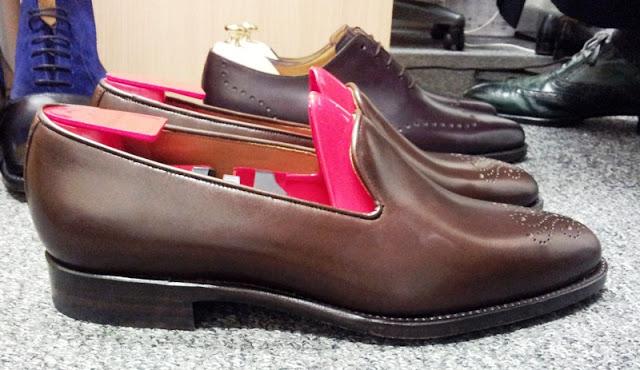 J.FitzPatrick Footwear....Nearly There Folks!!!