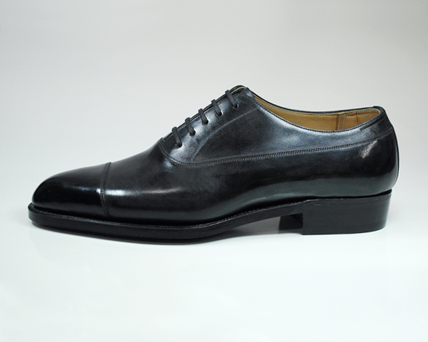 The Agelessness of the Black Dress Shoe