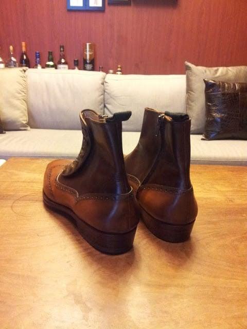 Spat Boots by Ed Et Al