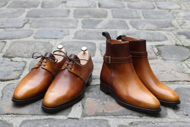 Shoes Of The Week - Septieme Largeur 'Clean' Patina