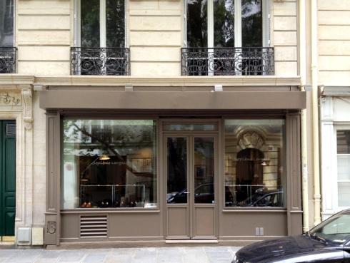 New Septieme Largeur Shop in Paris + New Models!