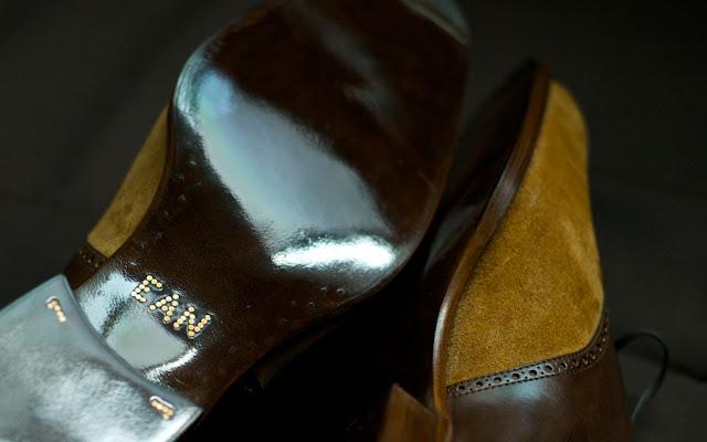 Today's Favorites - Saint Crispins Saddle Shoe