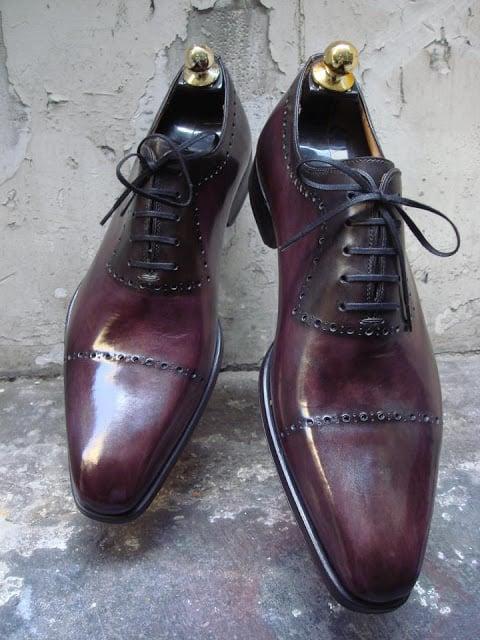 Shoe Of The Day - Altan Bottier