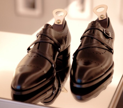Today's Favorites - Louis Vuitton Monk Straps