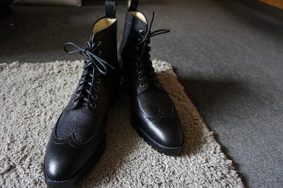Shoes Of The Week - Imai Hiroki Brogue Boots