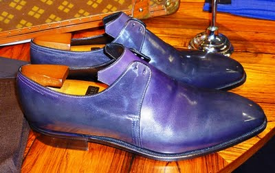Customer's Shoes - Corthay