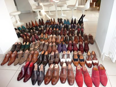Reader's Shoe Collection