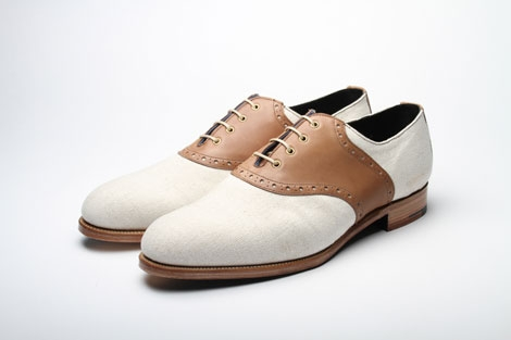 Today's Favorites - Tim Little Saddle Shoes