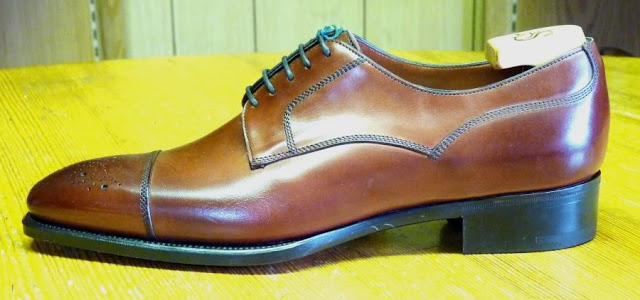 The Side View Of A Shoe - Is It Deceiving?