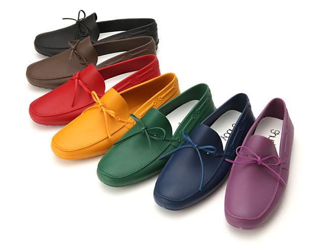 Fancy Colors?.....Take Your Pick! -- Shudy Footwear