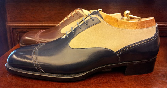 Shoes Of The Week - Foster & Son New Bespoke Models