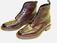 Heavy Brogue Boots