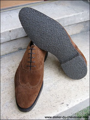 Shoe Of The Day - Dedicated To Benjy
