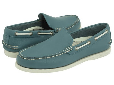 My Shoes #12 - Sperry Slip-On