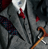 On The Way To Lorsdship: Edward Green's & Three-Piece Suits