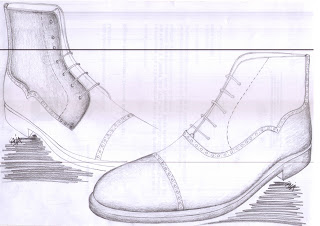 Today's Favorites - Rider Boot Co. Sketches