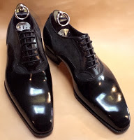 A Shoe's Shape